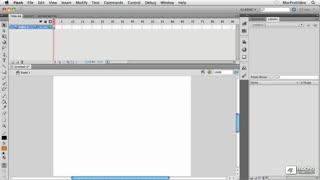 63. Flash's Timeline Frames & Keyframes
