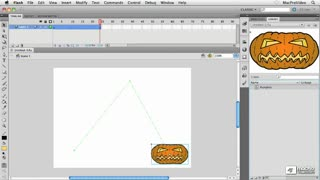 65. Editing Tweened Animations