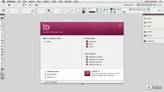 InDesign CS5 101: Core InDesign CS5 101 - Preview Video