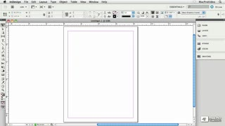 7. Touring Through InDesign's Panels