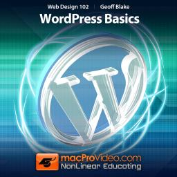 Web Design 102 WordPress Basics Product Image