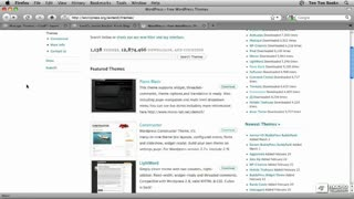 22. Auto Installing Themes From The Theme Directory