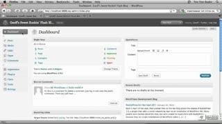36. Adjusting Your Blog's Writing Settings
