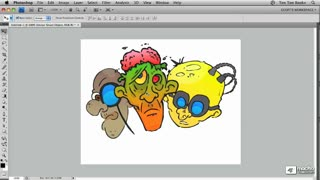 51. From Illustrator to Photoshop to Your Blog - Part 1