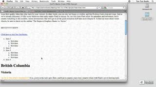 23. Embedding Video Files