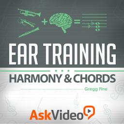 Ear Training 102 Harmony and Chord Progressions Product Image