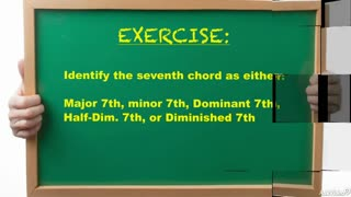 16. Exercise 3: Seventh Chords