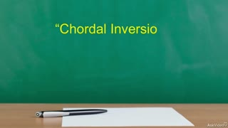 19. Identifying Chordal Inversions