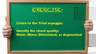 24. Exercise 1: Arpeggios