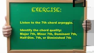 25. Exercise 2: Arpeggios