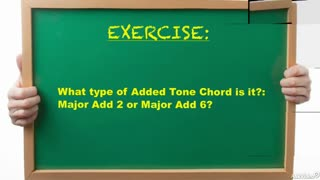 28. Exercise 2: Added Tone vs. Sus Chords