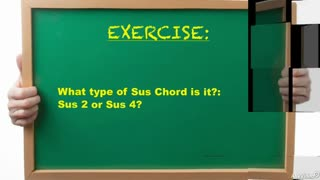 30. Exercise 4: Added Tone vs. Sus Chords