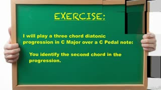 40. Exercise 1: Pedal Tones