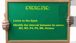 6. Exercise 1: Dyads