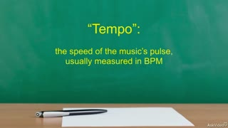 11. Strategy for Finding a Tempo