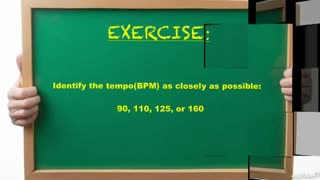 12. Exercise: Guess the BPM