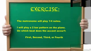 18. Exercise: Accents