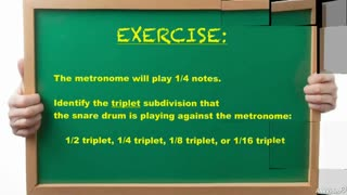 5. Exercise: Triplet Subdivisions