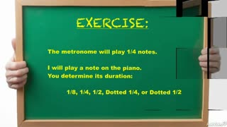 8. Exercise: Determining the Duration