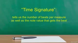 9. Meter (Time Signature)