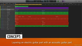 24. Layering Acoustic with Electric