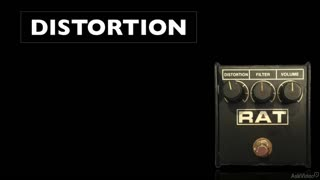 11. Distortion Pedals