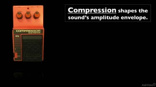 13. Compression Pedal Controls