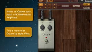 18. Octave-Up Pedals