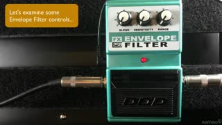 25. Envelope Filter Controls