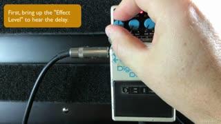 37. Delay Pedal Controls: Pt.1