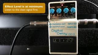 38. Delay Pedal Controls: Pt.2