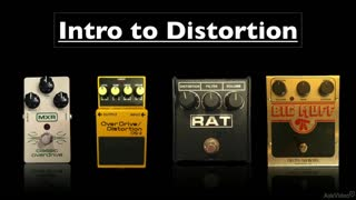 6. Intro to Distortion