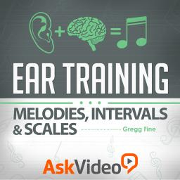 Ear Training 101 Melodies, Intervals and Scales Product Image