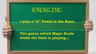 15. Exercise 1: Major Scale Modes