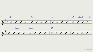 18. Sus Chords in a Progression - Part 2