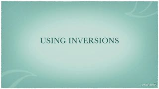 21. Using Inversions