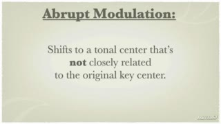 23. Using Modulation in a Progression - Part 2