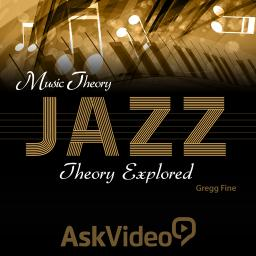 Music Theory 201 Jazz Theory Explored Product Image