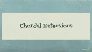 15. Chordal Extensions