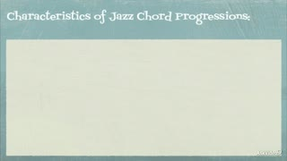 17. Building Chord Progressions