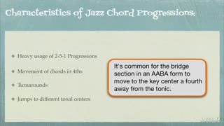 18. More Chord Progressions