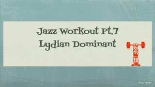32. Lydian Dominant