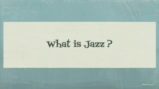 4. What is Jazz?