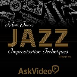 Music Theory 202 Jazz Improvisation Techniques Product Image