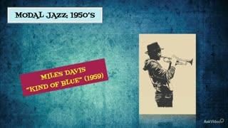 24. Modal Jazz