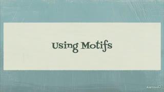 27. Using Motifs