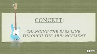 15. Developing the Bassline