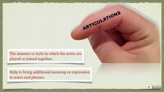 16. Articulations