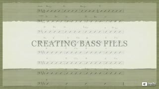 26. Creating Bass Fills