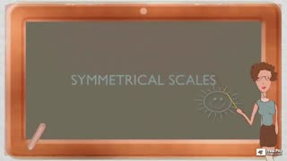 10. Symmetrical Scales